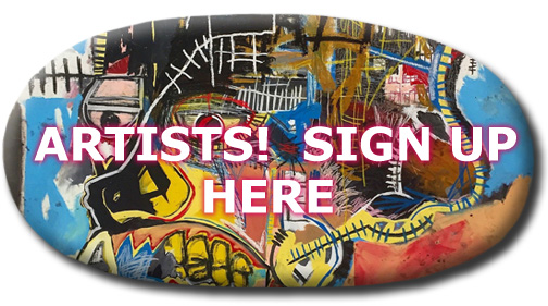 This is the Participating Artists' Sign Up button